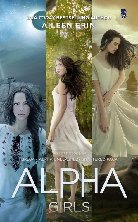 This image is the cover for the book Alpha Girls Series Boxed Set, Alpha Girls