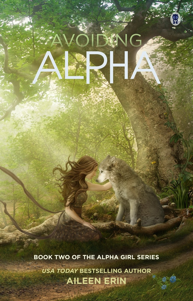 This image is the cover for the book Avoiding Alpha, Alpha Girls