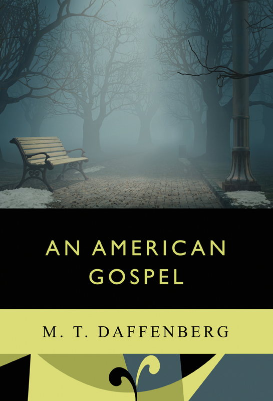 This image is the cover for the book An American Gospel