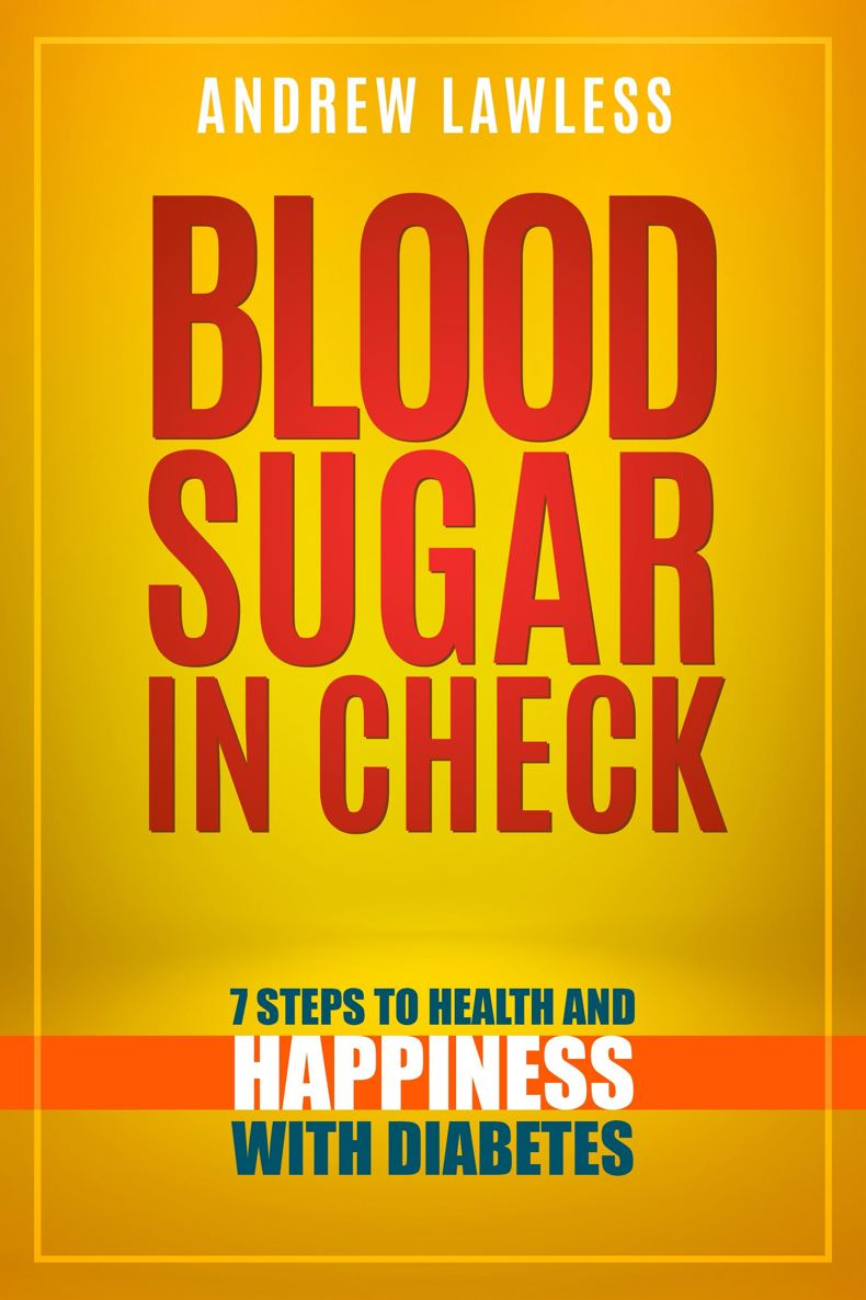 Cover of Blood Sugar in Check
