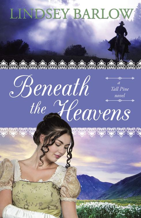 This image is the cover for the book Beneath the Heavens